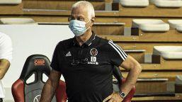 """Dalmasson: """"Brindisi è il top in attacco, ma siamo pronti"""""""