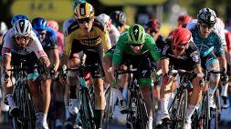 Tour, Caleb Ewan batte Sagan a Poitiers