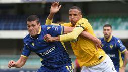 Verona a punteggio pieno, Favilli stende l'Udinese