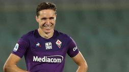 La Fiorentina fa il prezzo di Chiesa: la Juventus sceglie la strategia