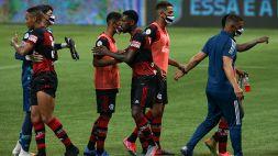 Flamengo, mancano 19 giocatori ma gli under 20 fanno l'impresa