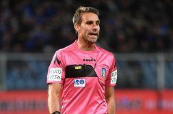 Chi è l'arbitro Francesco Fourneau di Roma