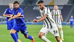 Juve-Samp, Gianluca Frabotta: ecco chi è l'uomo nuovo di Pirlo
