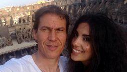 Francesca Brienza, la compagna giornalista di Garcia a Tiki Taka