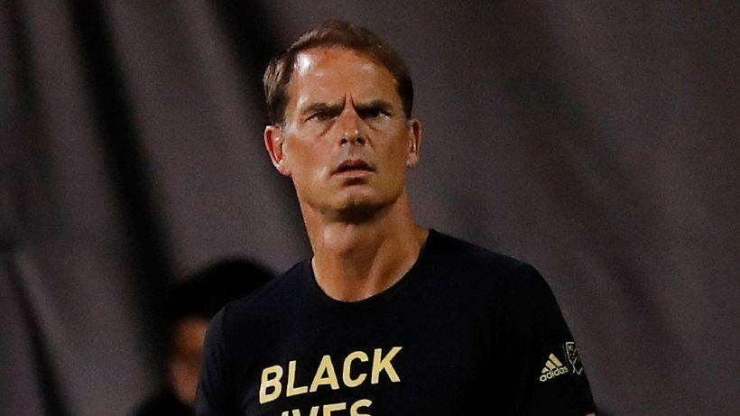 """Frank De Boer: """"Abbiamo avuto la forza di vincerla"""""""
