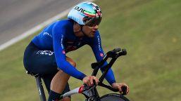 Ciclismo, Filippo Ganna nella storia: campione del mondo
