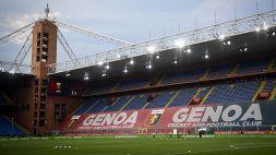 Shock Genoa, 14 positivi al Coronavirus