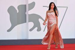 Georgina Rodriguez incanta il red carpet di Venezia