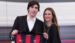 Giulia Pastore, la fidanzata di Sandro Tonali