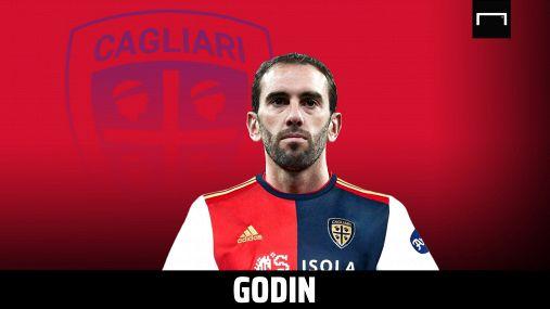 Ufficiale, Diego Godin è del Cagliari