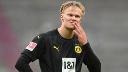 Tris dell'Eintracht, Dortmund battuto dall'Augsburg