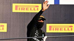 """F1, Hamilton: """"Come fare tre gare in un giorno"""""""