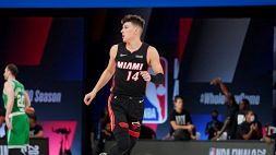 NBA: Miami vince gara 4 e vede le Finals