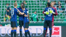 Bundesliga: vincono Hertha, Friburgo e Hoffenheim