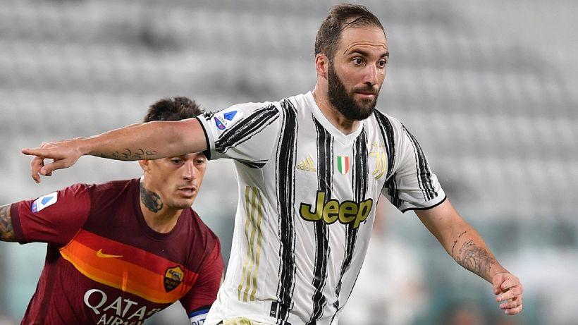 Mercato Juventus: novità importanti per Gonzalo Higuain