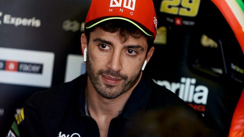 """MotoGp, sfogo amaro di Andrea Iannone: """"Mi hanno tolto tutto"""""""