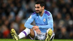 Manchester City, Gundogan positivo al Coronavirus
