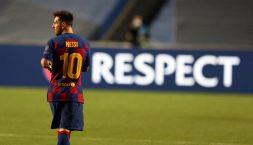Messi, l'ironia dei social sull'illusione Inter
