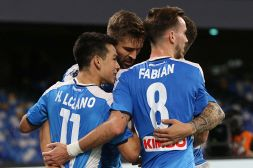L'Inter punta l'attaccante del Napoli, tifosi scettici