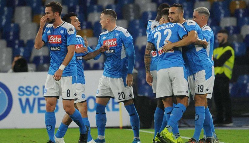 """Club di Premier sull'azzurro, i napoletani: """"Giusto cederlo"""""""