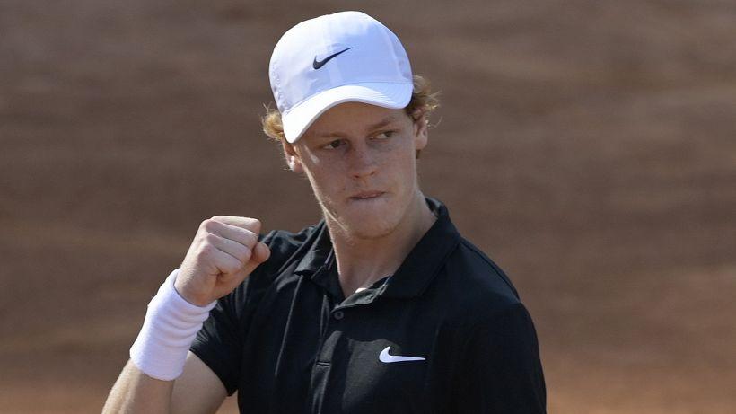 Sinner, gran debutto al Roland Garros