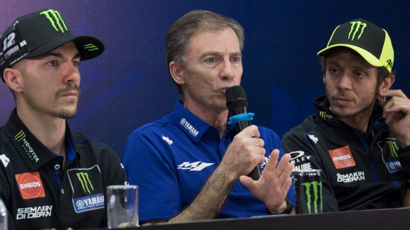 MotoGp: Yamaha, Jarvis spiega i problemi al motore