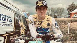 MXGP: Arminas Jasikonis in coma dopo la caduta al GP di Lombardia