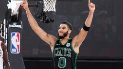 Nba, Boston raggiunge Miami in finale ad Est. Cadono i Clippers