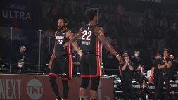 NBA: Miami vince gara 6 e va alle Finals