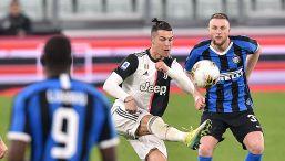 """""""Altro che Shakespeare e Pirandello"""", è bufera su Juve-Inter"""