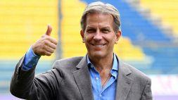 Parma, Krause si presenta: gli obiettivi del nuovo proprietario