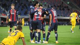 Le foto di Bologna-Parma 4-1
