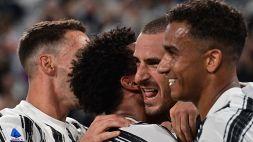 Le foto di Juventus-Sampdoria 3-0