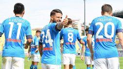 Le foto di Parma-Napoli 0-2