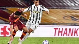 Le foto di Roma-Juventus 2-2