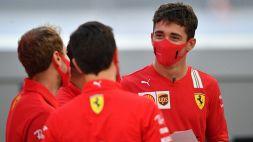 F1, Ferrari divisa: Leclerc fa pace col muretto, Vettel attacca