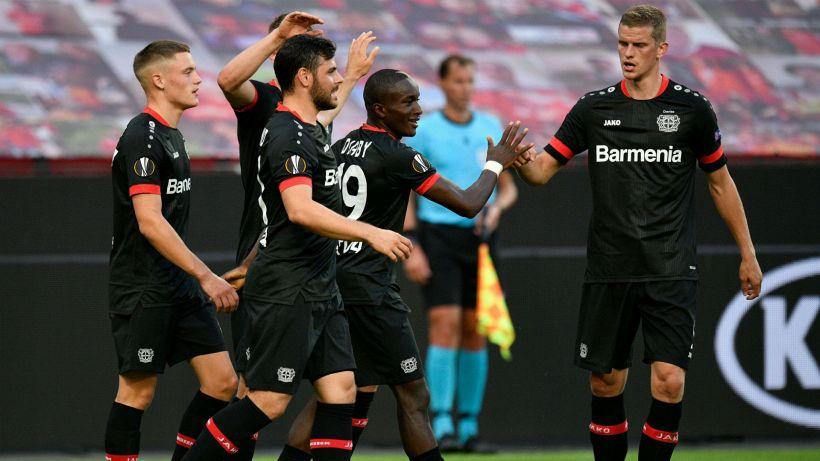 Schick in gol all'esordio: il Bayer Leverkusen vince 7-0