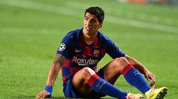 Suarez, dubbi sull'esame d'italiano a Perugia. GdF in ateneo
