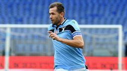 Lazio, l'infortunio di Lulic diventa un caso