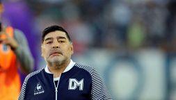 Maradona punge il Napoli di De Laurentiis: che stoccata