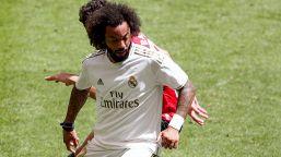 Real Madrid, tre opzioni per Marcelo