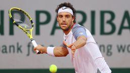 Roland Garros, Cecchinato al terzo turno