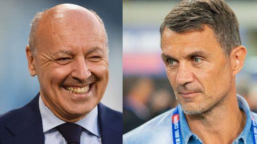 Milan-Inter: derby di mercato per lo scontento del Real