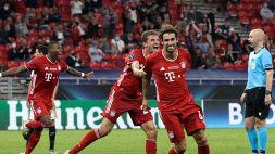 Supercoppa Europea, il Siviglia cede ai supplementari: trionfo Bayern