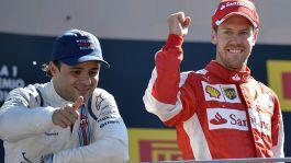 F1, crisi Ferrari: Felipe Massa è durissimo con Vettel