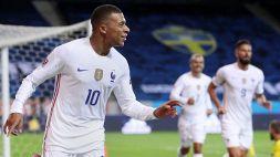 Nations League: vincono Belgio, Francia, Portogallo e Inghilterra