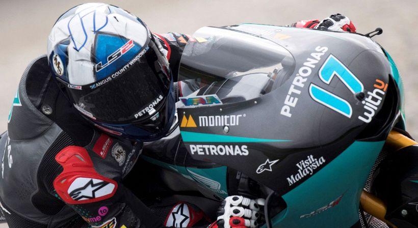 Moto3, McPhee vince in volata