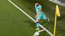Il padre di Messi esce allo scoperto sul figlio