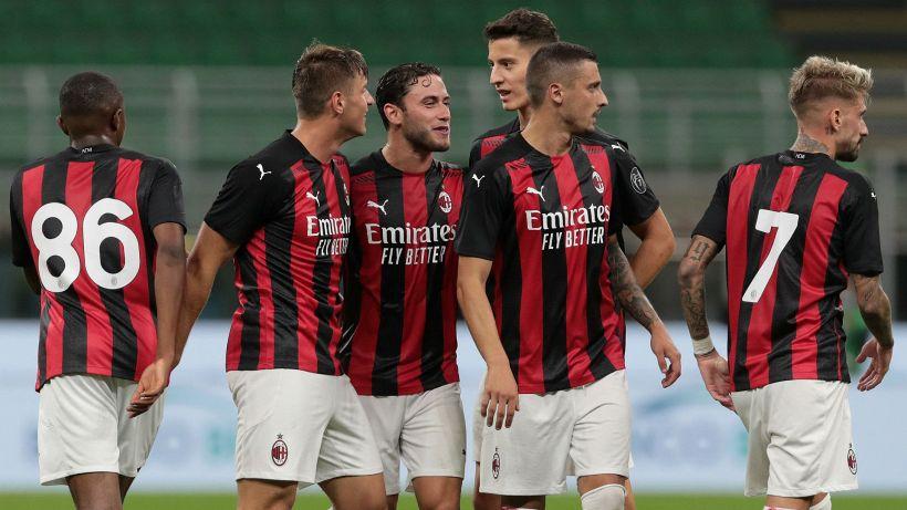 Milan, tamponi negativi: la squadra parte per Cagliari