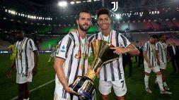Pjanic, l'addio alla Juve e la reazione di Ronaldo: il retroscena